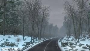 Frosty Winter Weather Mod v 7.3, 3 photo
