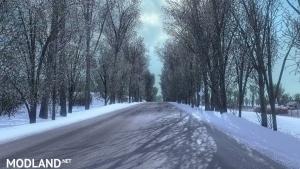 Frosty Winter Weather Mod v 7.1, 1 photo
