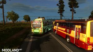 Kerala KSRTC Super Fast bus Traffic Mod, 1 photo
