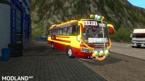 Kerala KSRTC Super Fast bus Traffic Mod, 3 photo