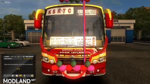 Kerala KSRTC Super Fast bus Traffic Mod, 2 photo