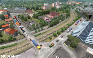[NEW] AI Traffic Mod for 1.33 by D.B Creation Dev Team, 3 photo