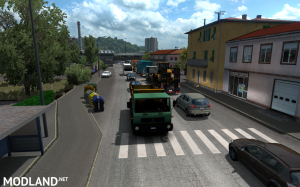 [NEW] AI Traffic Mod for 1.33 by D.B Creation Dev Team, 4 photo