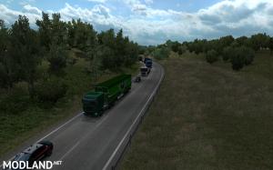 [NEW] AI Traffic Mod for Version: 1.32 by D.B Creation Dev Team, 6 photo