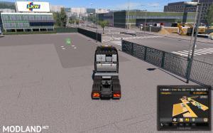 Truck Camera Distance for ETS2 v1.33.x