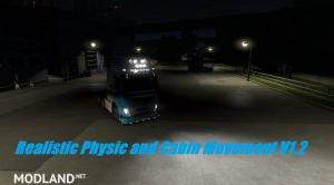 Realistic Physic and Cabin Movement v 1.2, 1 photo
