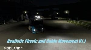 Realistic Physic and Cabin Movement v 1.1, 1 photo