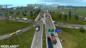 """D.B Creation's """"AI Traffic Mods"""" for 1.35 [Ver. 3], 4 photo"""