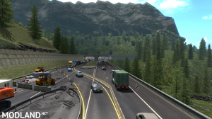 """D.B Creation's """"AI Traffic Mods"""" for 1.35 [Ver. 3], 3 photo"""