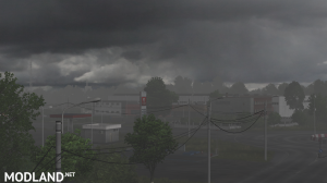 Realistic Rain & Thunder Sounds v2.2 1.36, 3 photo