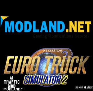 AI Traffic Mod 5.4 by D.B Creation [NEW]