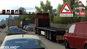 Traffic Jam v 4.0a / Stau Mod, 1 photo