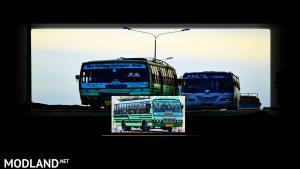 Indian Bus Loading Screen (TNSTC Bus), 2 photo