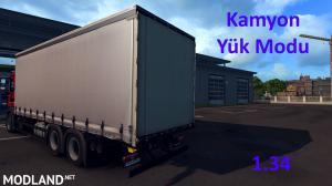 Rigid Truck Cargo Mod