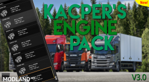 Kacper's Engine Mega Pack – V3.0 – New Edition, 1 photo
