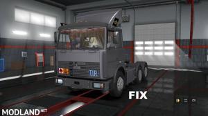 Fix for truck Maz 6422 v1.31