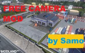 Free Camera Mod