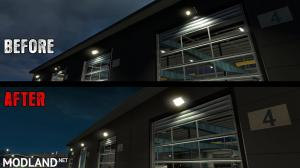 Improved Big Garage v1.3 1.36.x, 4 photo