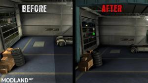 Improved Big Garage v1.3 1.36.x, 5 photo