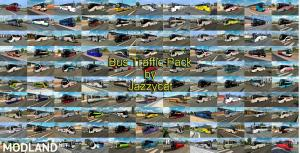 Bus Traffic Pack by Jazzycat v8.3