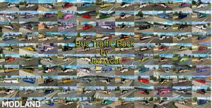 Bus Traffic Pack by Jazzycat v 8.6, 3 photo