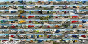 Painted BDF Traffic Pack by Jazzycat v 5.9