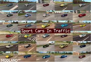 Sport Cars Traffic Pack by TrafficManiac v 3.0, 1 photo
