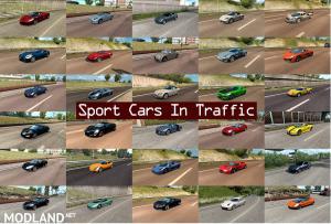 Sport Cars Traffic Pack by TrafficManiac v 3.0, 2 photo