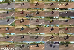 Motorcycle Traffic Pack by Jazzycat v 2.4