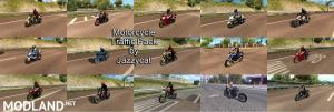 Motorcycle Traffic Pack by Jazzycat v1.3, 1 photo