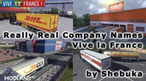 Really Real Company Names - Vive la France!, 1 photo