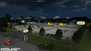 New prefabs of companies, garages and service v2.0, 4 photo
