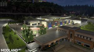 New prefabs of companies, garages and service v2.0, 7 photo
