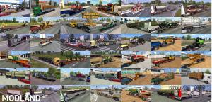 Trailers and Cargo Pack by Jazzycat v5.9.1, 4 photo