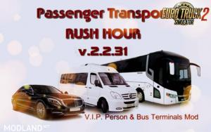 Passenger Transport! Rush Hour! v2.2.31, 1 photo