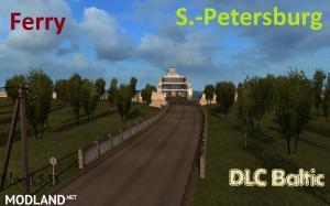 S.-Petersburg Port for DLC Baltic