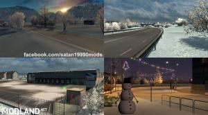 Complete Winter Mod v 3.2, 2 photo