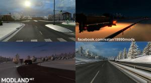 Complete Winter Mod v 3.1, 1 photo