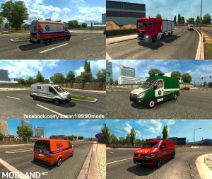 Polish Special Vehicles v 1.0