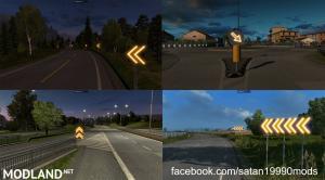 Dangerous turn lights v1.2