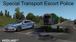 Special Transport Escort Police, 1 photo