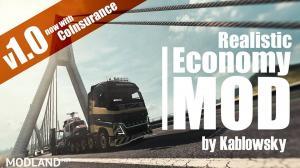 K Realistic Economy Mod 1.0