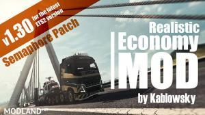 K Realistic Economy Mod 1.30