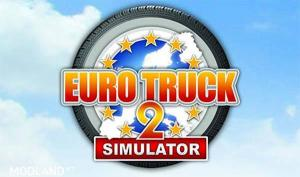New 1 Euro Garage Mod For ETS2 1.24
