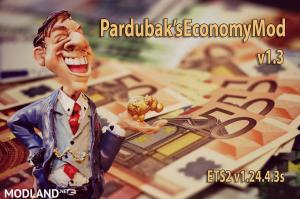 Pardubak's Economy Mod v 1.3, 1 photo