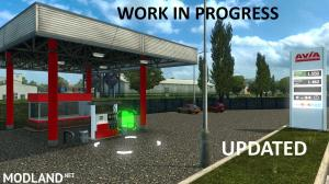 Real European Gas Stations Reloaded 1.28, 8 photo