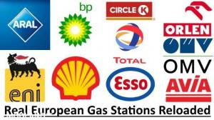 Real European Gas Stations Reloaded 1.28, 1 photo