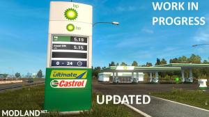 Real European Gas Stations Reloaded 1.28, 4 photo