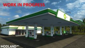 Real European Gas Stations Reloaded 1.28, 2 photo