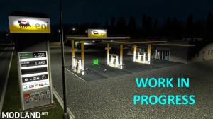 Real European Gas Stations Reloaded 1.28, 6 photo